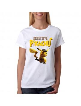 T-SHIRT  DETECTIVE PIKACHU 3