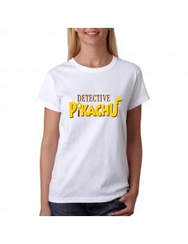T-SHIRT  PERSONALIZAT  PIKACHU 1