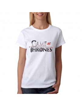 T-SHIRT  GAME OF THRONES 154