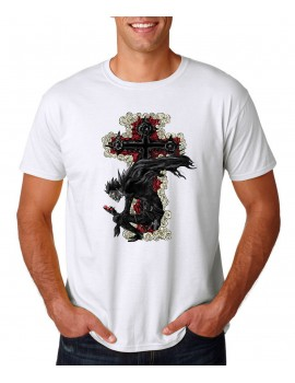 T-SHIRT  DEATH NOTE 02