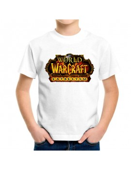 TRICOU COPII WARCRAFT