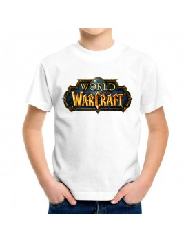 TRICOU COPII WARCRAFT 01