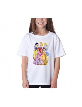 TRICOU COPII DISNEY PRINCESS 02
