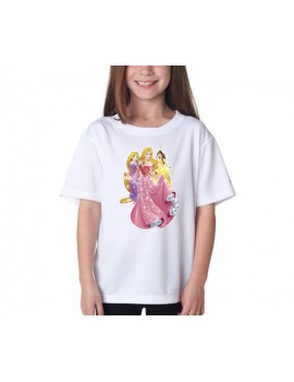 TRICOU COPII DISNEY PRINCESS 03