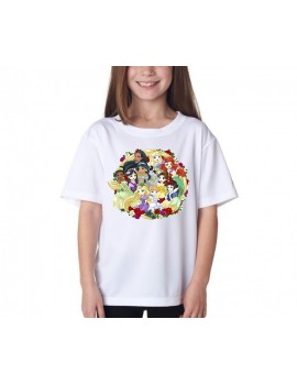 TRICOU COPII DISNEY PRINCESS 04