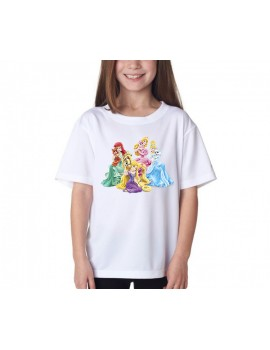 TRICOU COPII DISNEY PRINCESS 06