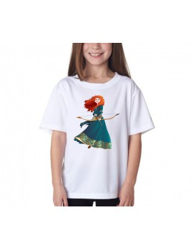 TRICOU COPII PRINCESS BRAVE