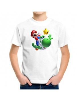 TRICOU FLYING MARIO
