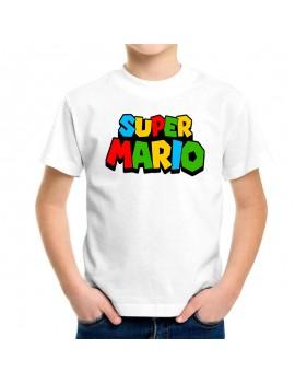 TRICOU SUPER MARIO