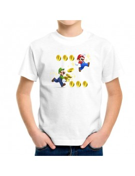 TRICOU MARIO END THE COINS