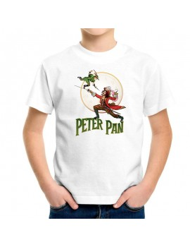 TRICOU  COPII PETER PAN
