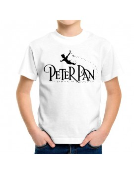 TRICOU  COPII PETER PAN 01