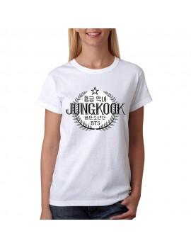 T-SHIRT  JEON JUNGKOOK-BTS