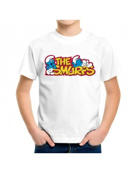 TRICOU THE SMURFS 2