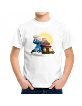 T-SHIRT KIDS STRUMFI 6