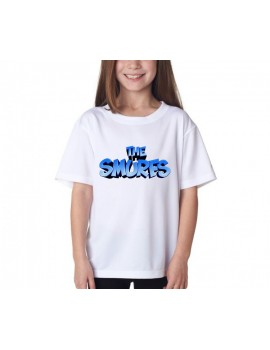 TRICOU THE SMURFS 3
