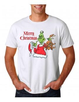 TRICOU MERRY CHRISTMAS