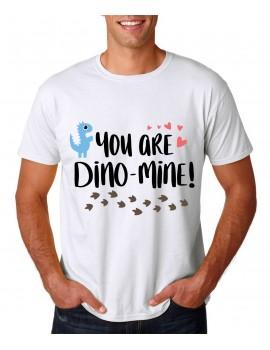 TRICOU YOU ARE DINO-MINE!