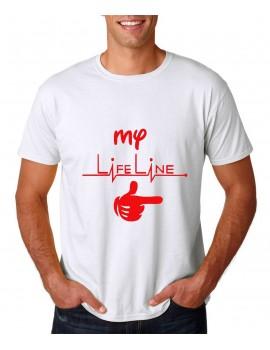 TRICOU MY LIFE LINE