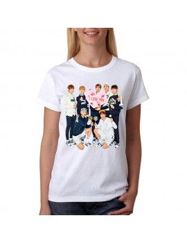 T-SHIRT BTS LOVE