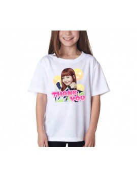 TRICOU LISA BLACKPINK