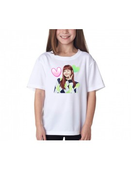 TRICOU LISA K-POP