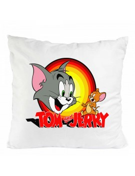 PILLOW TOM AND JERRY