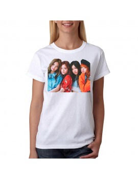 T-SHIRT TRUPA BLACKPINK 05