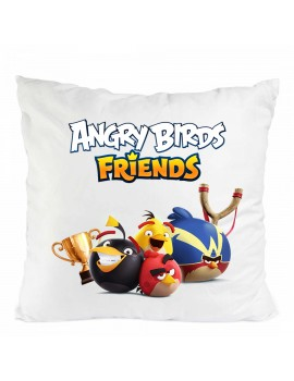 PILLOW ANGRY BIRDS FRIENDS