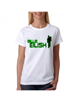T-SHIRT  BILLIE EILISH 05