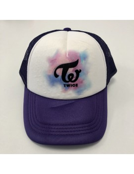 CAP WITH TWICE K-POP