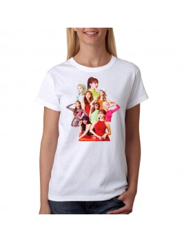 T-SHIRT K-POP CU TWICE