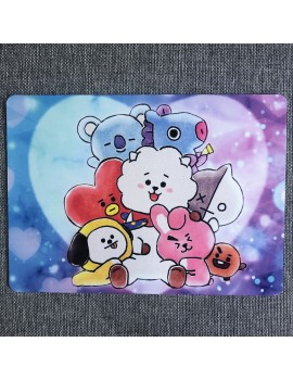 BT 21 MOUSEPAD  K-POP