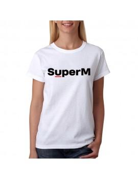 TRICOU CU TRUPA KPOP SuperM