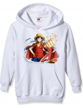 HANORAC  CU ONE PIECE LUFFY