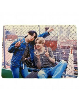 MOUSEPAD CU JUNGKOOK AND JIMIN