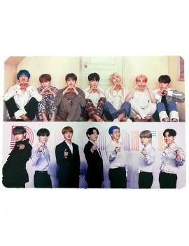 MOUSEPAD BTS K-POP 02