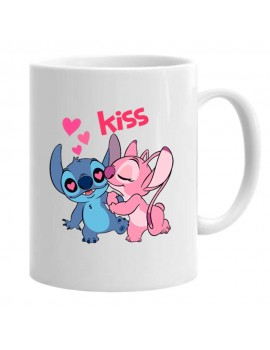 CANA DISNEY STITCH KISS