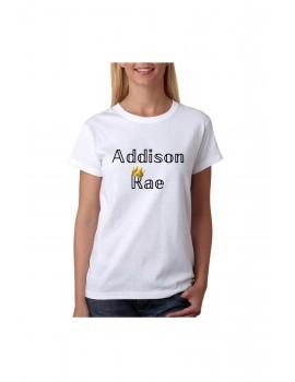 TRICOU ADDISON RAE NAME